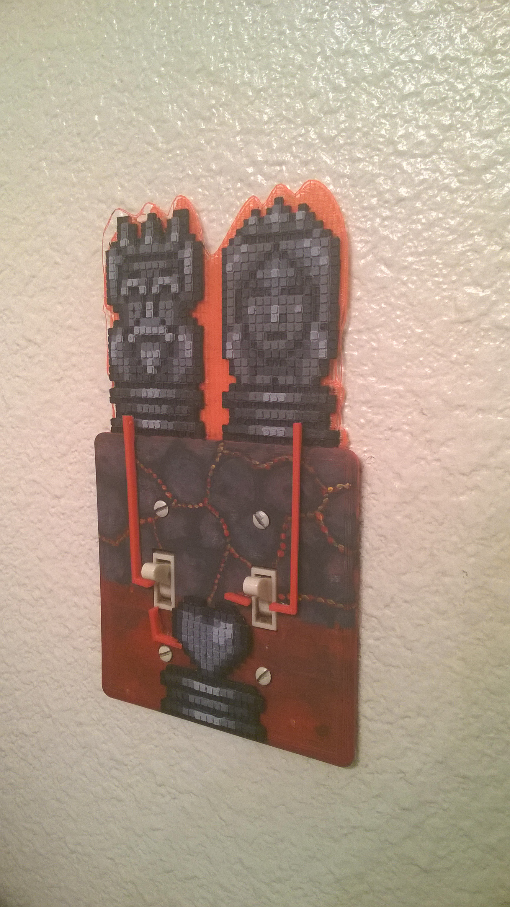 Terraria Statue Switch Plate Cover 2 By Abcbaker Thingiverse Wiring Heart Statues Nov 1 2016 View Original